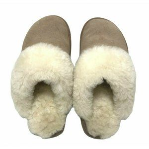 Red Wing Shoes Slipper House Shoe Sheepskin